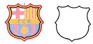Wappen und Umriss desselben